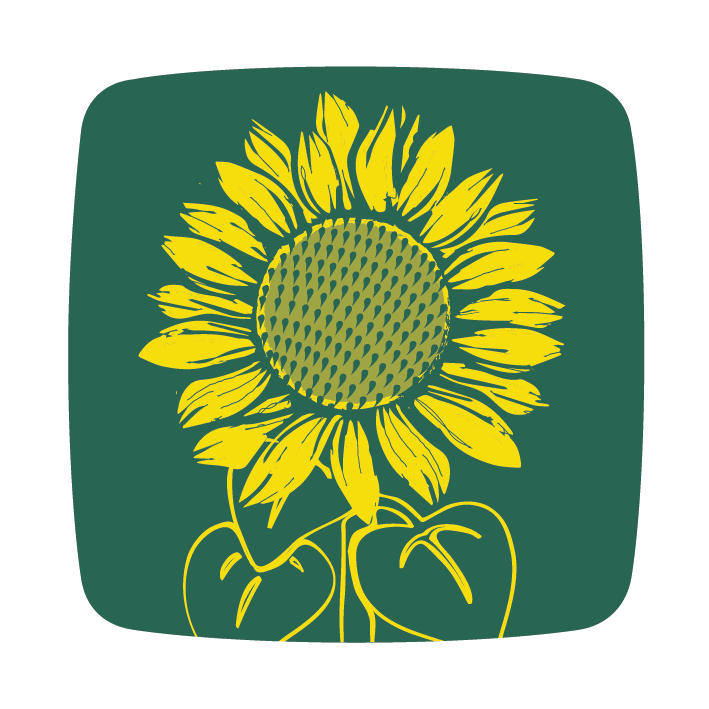 napraforgó hibridnapraforgó tournesol sunflower icon